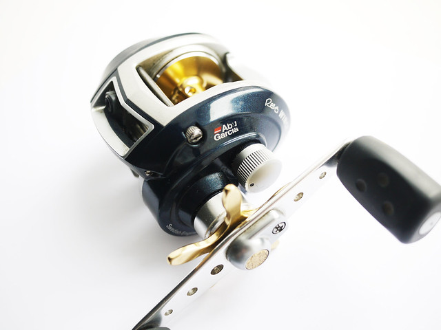 Revo Winch Boca Bearings #0