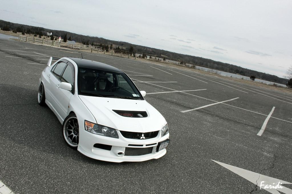 FOR SALE: 2006 Lancer Evolution IX MR (wicked white) NY - EvolutionM - Mitsubishi Lancer and ...