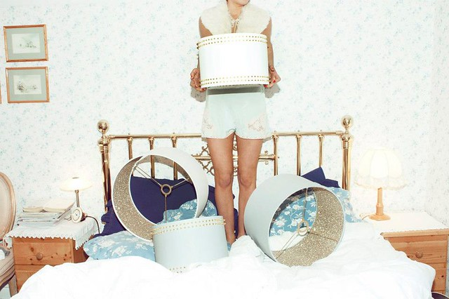 Bex & Whistles, lampshades