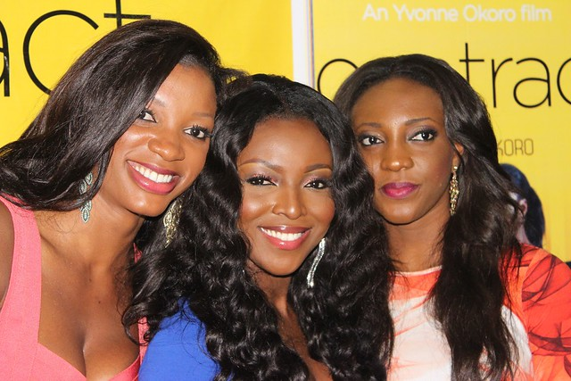 The Okoro sisters