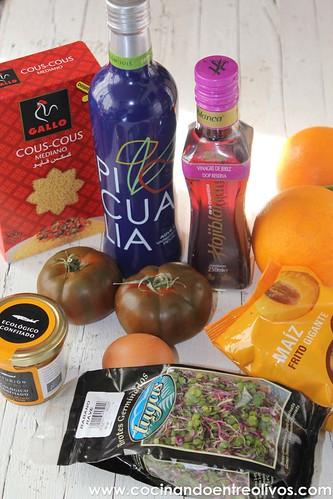 Ensalada de esturirón de Riofrío www.cocinandoentreolivos (2)