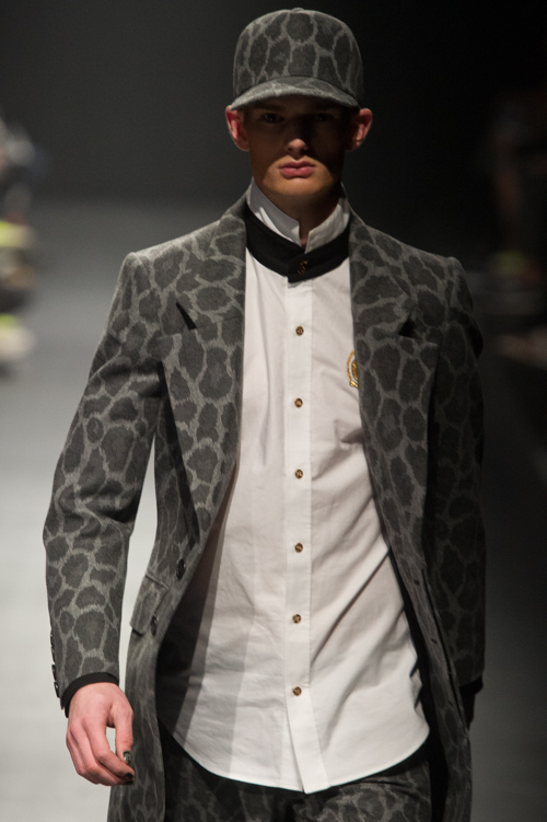 FW13 Tokyo DRESSCAMP031_Matt King(Fashion Press)