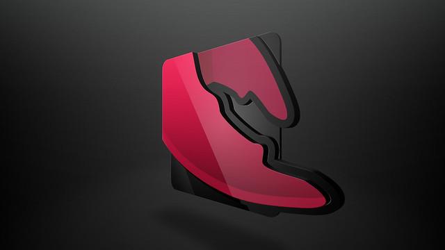 Logo 3D Levels - 8