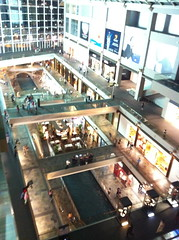 The shoppes at Marina Bay