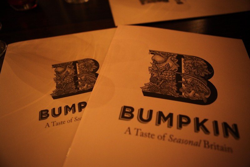 Restaurant Review Bumpkin London Bumpkin Bettytop UK Fashion Lifestyle Blogs
