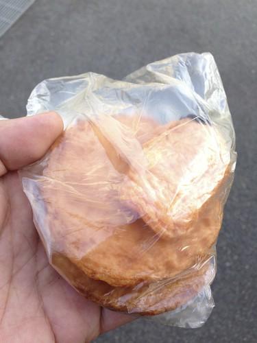 魚占の天ぷら