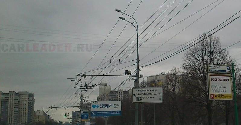 """7) Волгоградский проспект 7 (напротив """"Райффайзен банк"""")"""