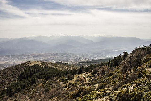 Vodno Hill