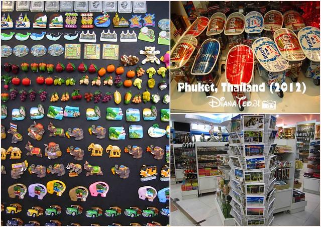Phuket Day 4 - Souvenirs in Phuket Airport