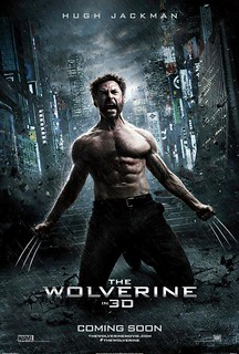 Wolverine Poster 3D