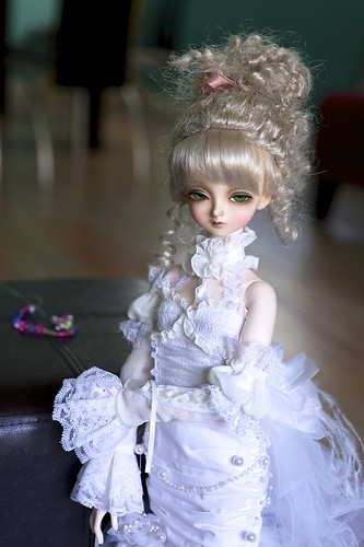 Kisha in DollHeart by alington
