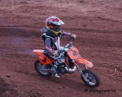Arkansas State Motocross Race, August 2012