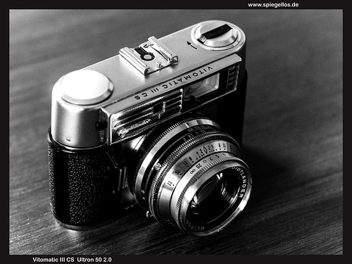 vitomatic III CS by spiegellos