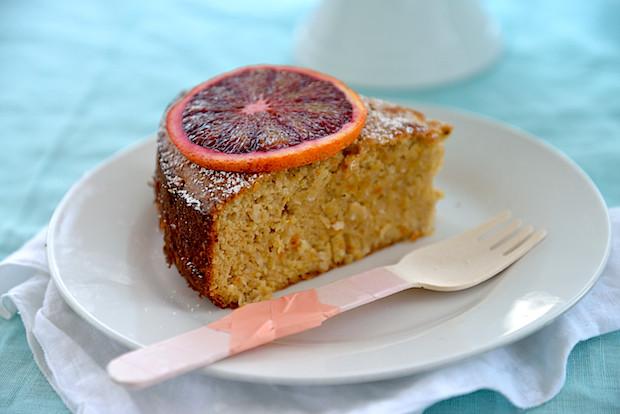 Blood Orange, Almond & Coconut Cake (sugar and gluten-free) | Flickr ...