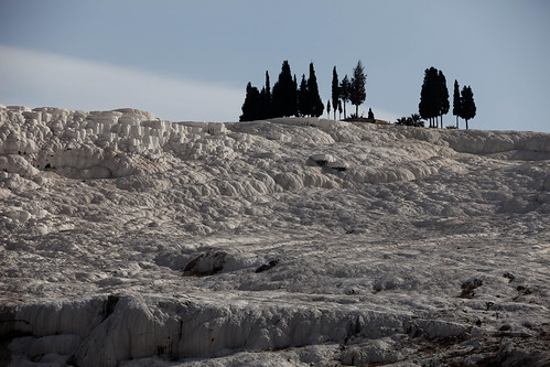 Pamukkale; copyright 2013: Georg Berg
