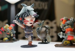 3d printing your game characters @ GDC