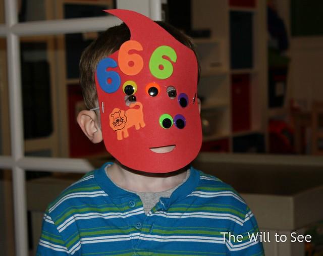Will's Monster Mask