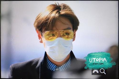 TOP - Incheon Airport - 13mar2015 - Utopia - 01