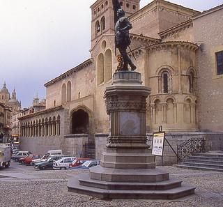 Bild av Monumento a Juan Bravo. 1989 segovia diapositivas slides españa spain escultura sculpture juanbravo comuneros