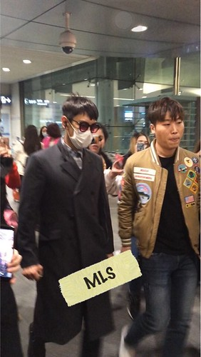 Big Bang - Incheon Airport - 03dec2015 - MyLadies - 03