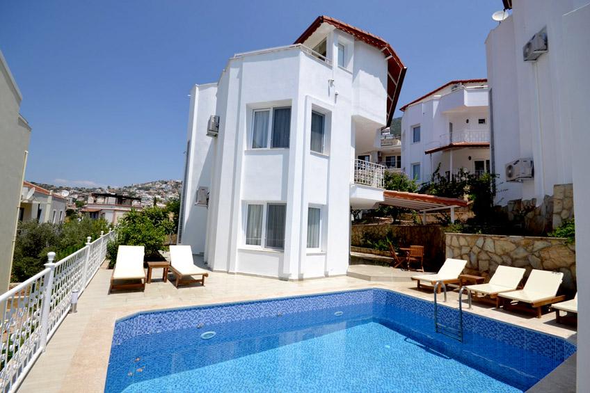 kiralık yazlık villa - 3297