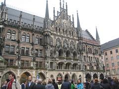IMG_7200 - Marienplatz  y el ayuntamiento