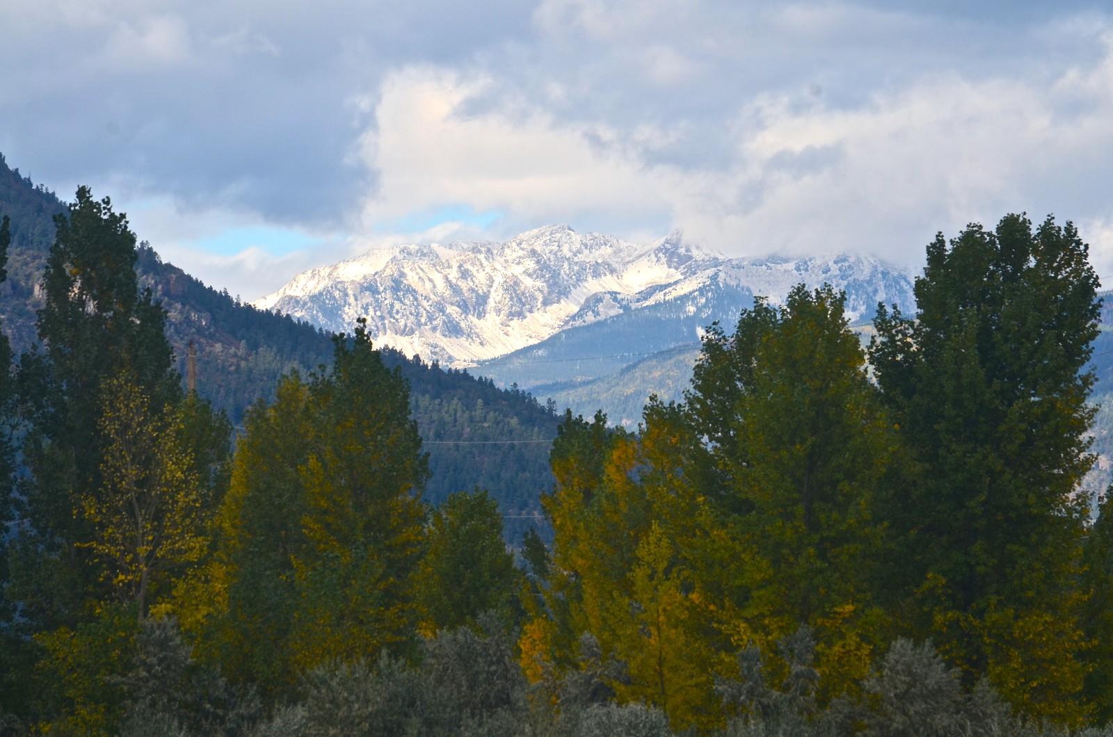 Autumn in Durango