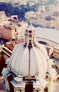 Copola della chiesa del Vaticano (ITA)