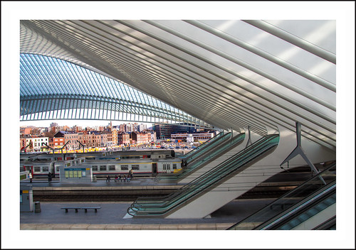 station guillemins luik (13) by hans van egdom