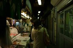 昭和テイストの路地