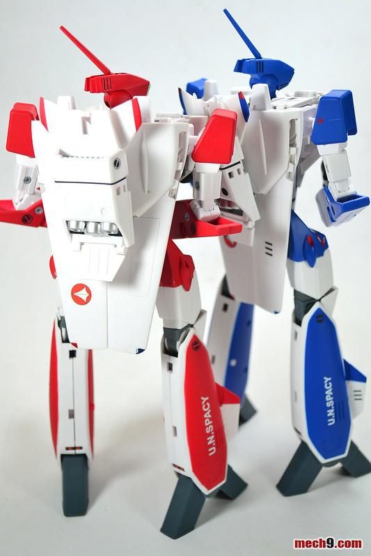 Yamato 1/60 VF-1A Max and Milia