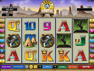 Western Frontier slot game online review