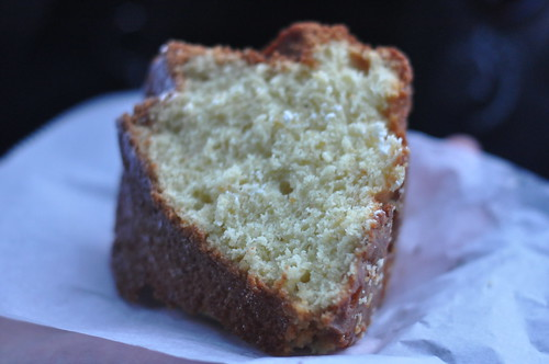 Olive Oil Bundt from Baked NYC