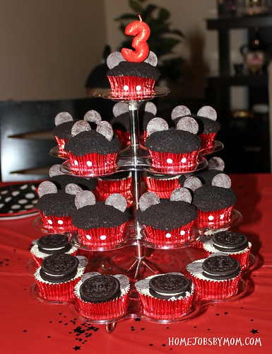 8366907881 b0074b67eb Baby Bugs 3rd Birthday: Mickey Mouse Birthday Party Decorations and Ideas