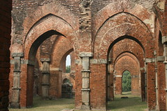Arches from a Ruined Mosque
