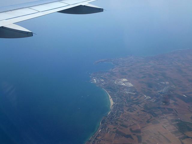 Turquie - jour 1 - Istanbul - 07 - Au-dessus de la Mer de Marmara