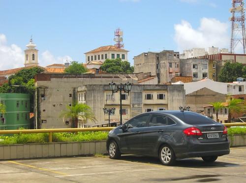 Ford Fiesta Sedan, Salvador, Bahia, Brasil