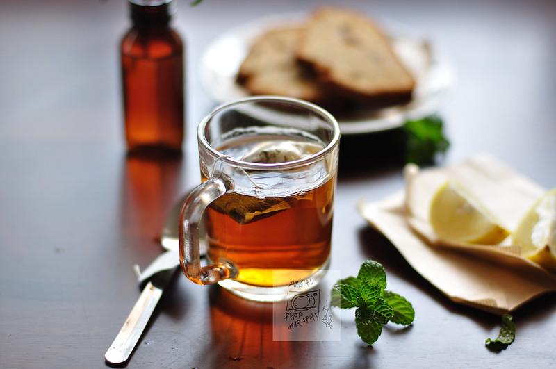 Day 12.365 - Lemon Tea