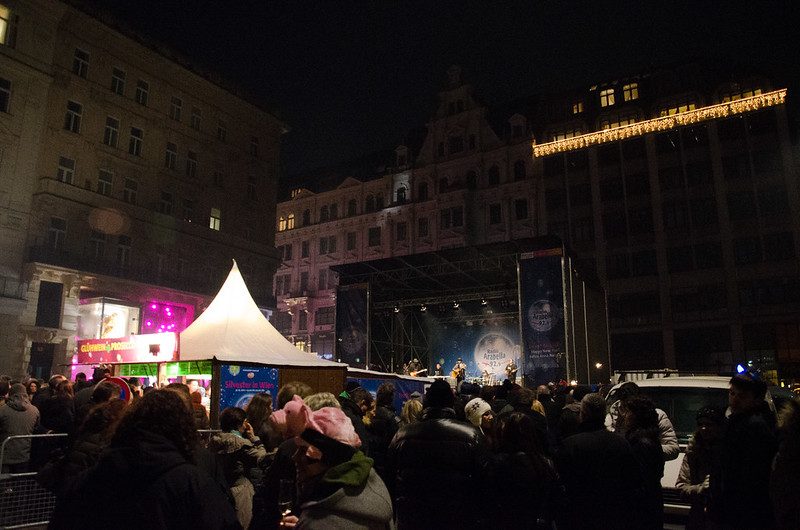 New Year in Vienna
