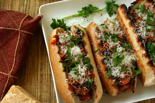 italian hot dogs 6
