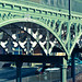 The Iron Bridge, Exeter by Keith in Exeter