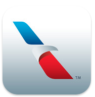 New American Airlines App icon