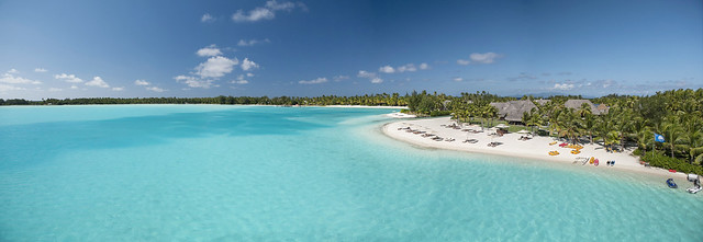 The St. Regis Bora Bora Resort—Exterior