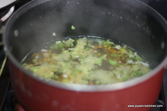 Hot & sour step 5