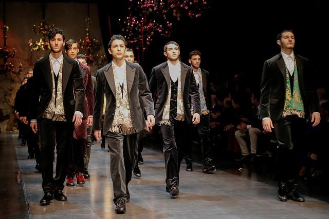 Dolce&Gabbana Men's FW 13-14_3