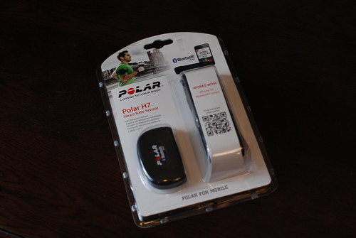 Polar H7 Bluetooth Hear Rate Sensor