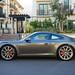 2013 Porsche 911 Carrera S 991 Sport Design Ducktail Glass Roof in Beverly Hills 04