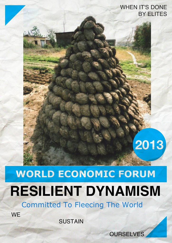 WORLD ECONOMIC FORUM: RESILIENT DYNAMISM
