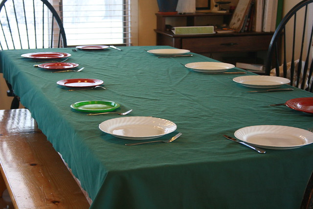 IMG_5907 - green tablecloth