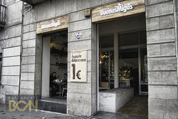 Buenas Migas, Barcelona